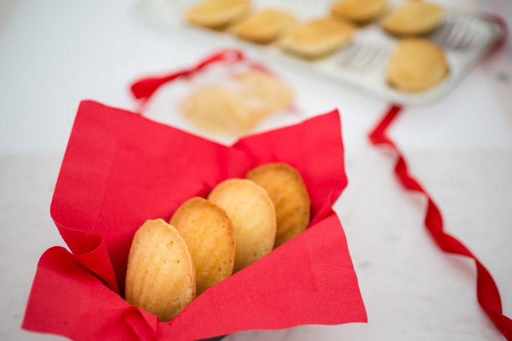 Recettes de desserts aux légumes madeleine betteraves