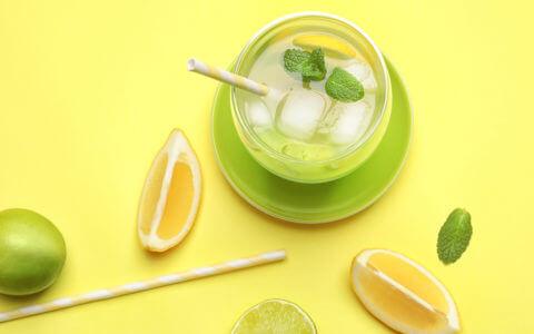 boisson eau sucre